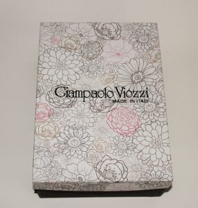 packaging, giampaolo-viozzi, sandali, rosso