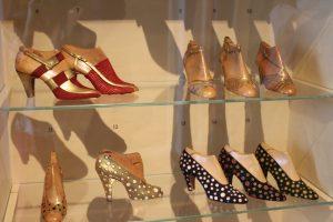 Scarpe, Museo, Ferragamo, decollete, sandali, collezione