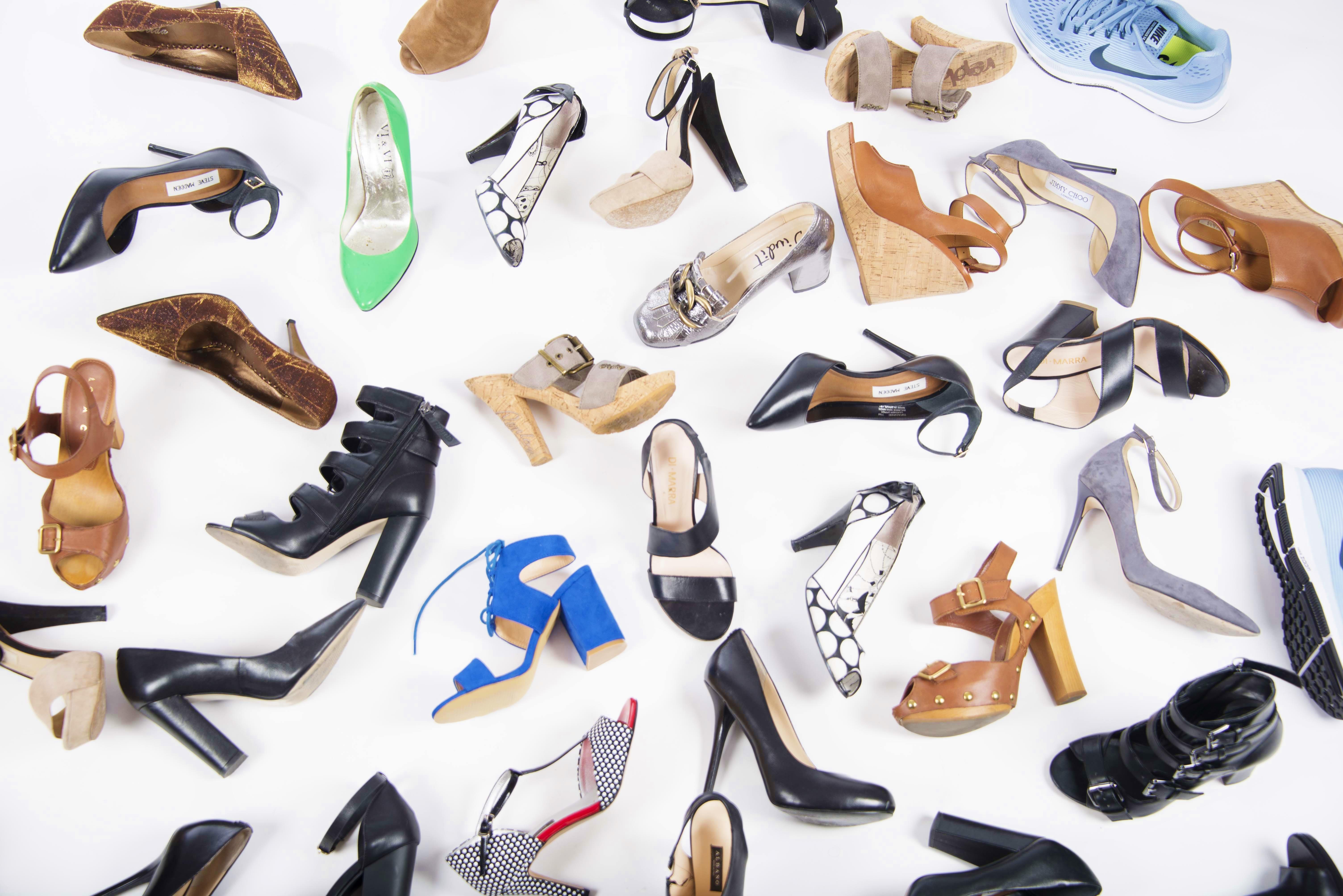 Guida ai modelli di scarpe da donna