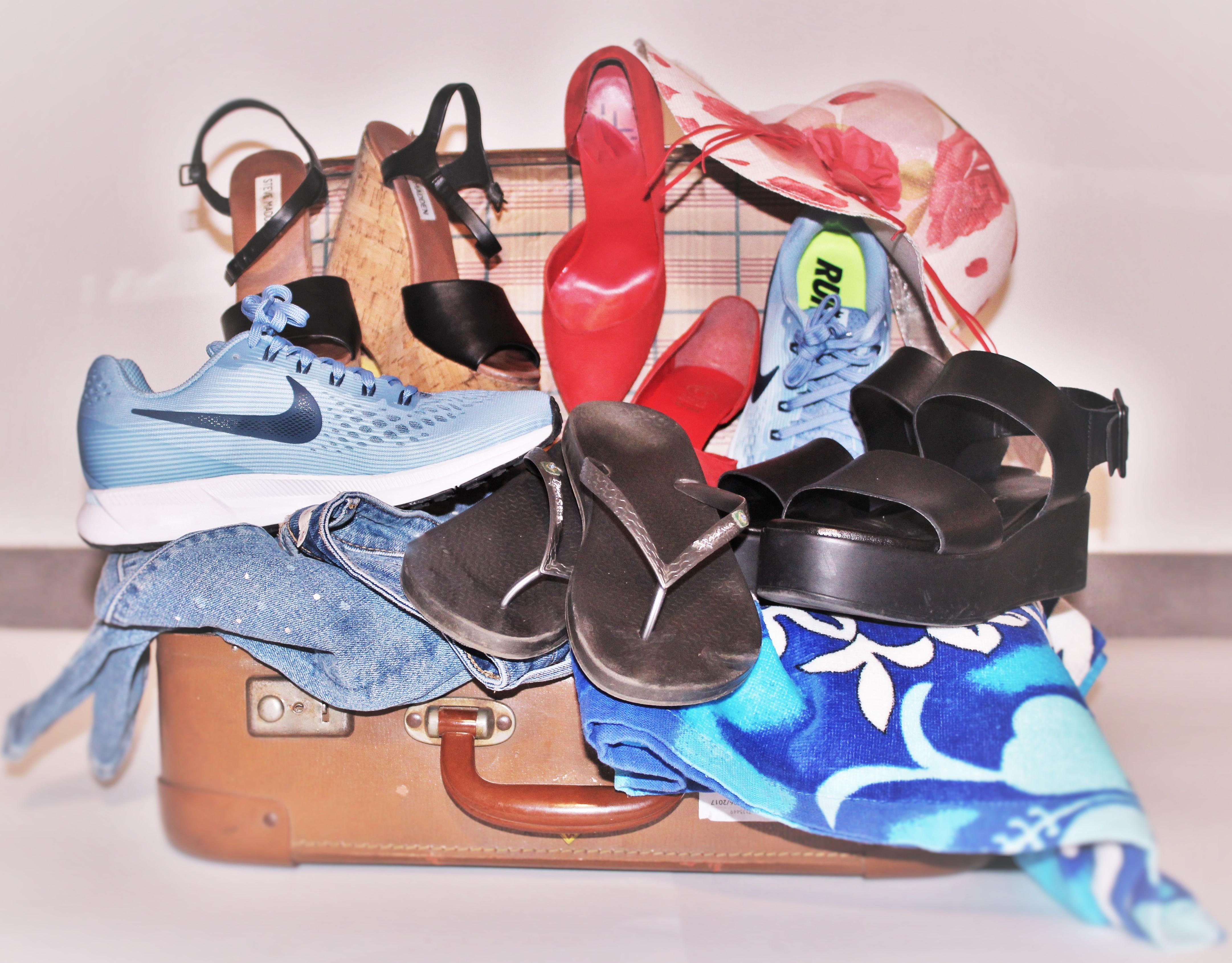 Le 5 scarpe da portare in vacanza