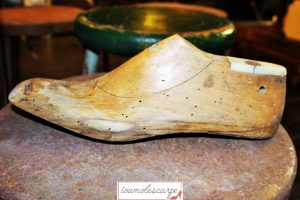 come nasce una scarpa
