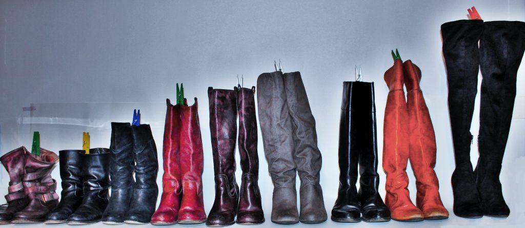 Stivali: una mania che dura da secoli ioamolescarpe
