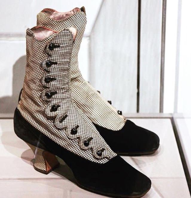 scarpe di separazione 96775 ddba8 stivaletti-epoca-vittoriana - ioamolescarpe