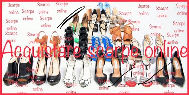 Acquistare scarpe online: 9 consigli pratici per non sbagliare