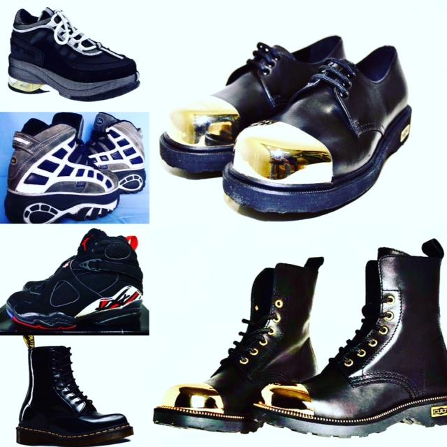 Le scarpe che andavano di moda negli anni '90