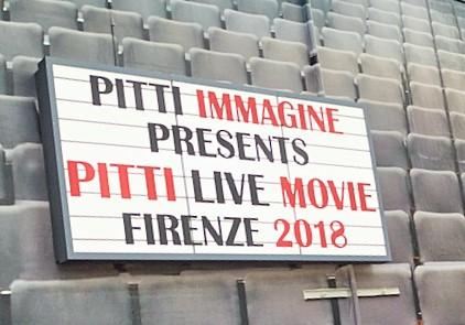 Pitti Immagine Uomo a Firenze: 93^ edizione