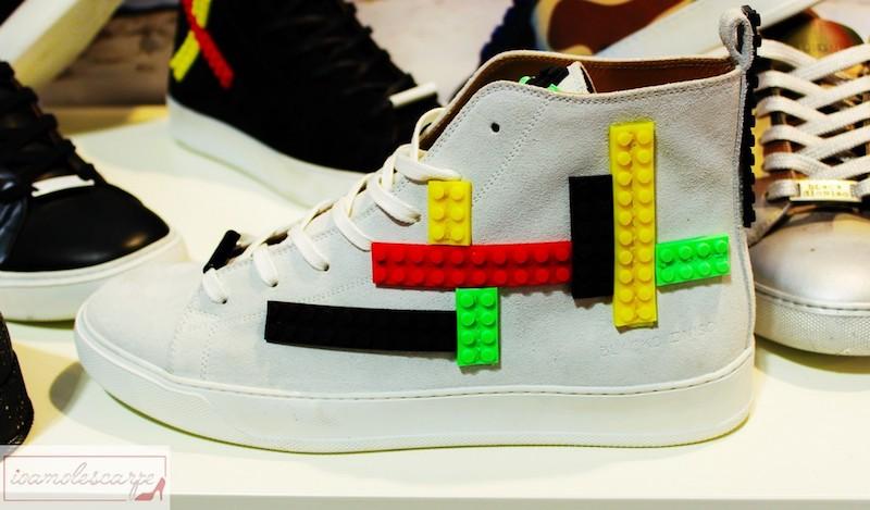 check out 71118 a93ed Black Dioniso: quando sneaker e arte si incontrano ...