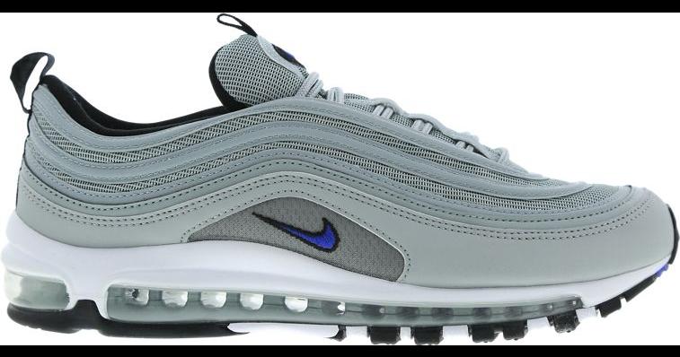 nike scarpe air max 97 silver