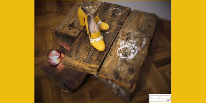 Come abbinare le scarpe gialle