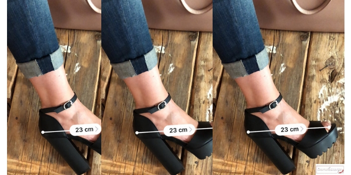 Come calzano le scarpe? Che numero di scarpe hai?