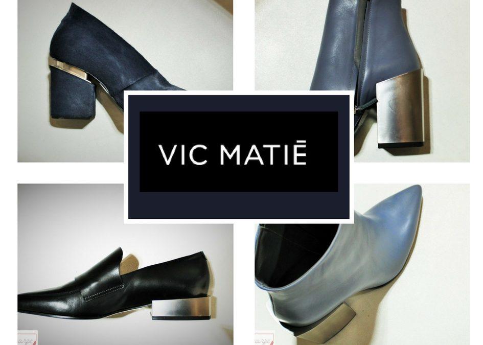 Vic Matié: la collezione autunno/inverno 2018-2019