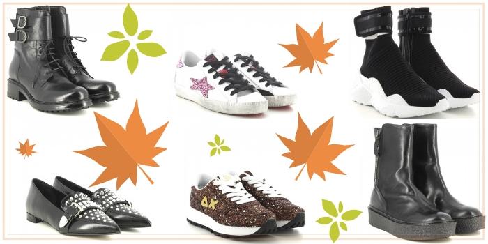 Che scarpe indossare in autunno?