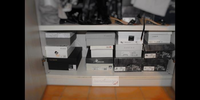 Come organizzare le scarpe in poco spazio