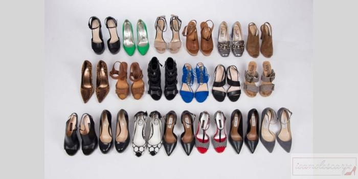 Come organizzare le scarpe nella scarpiera