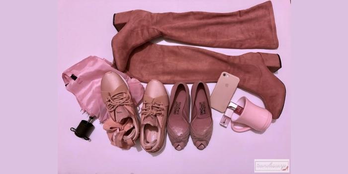 Scarpe rosa: il must have per l'autunno/inverno 2018-2019