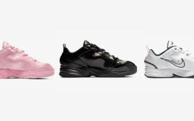 Le scarpe di Martine Rose per Nike