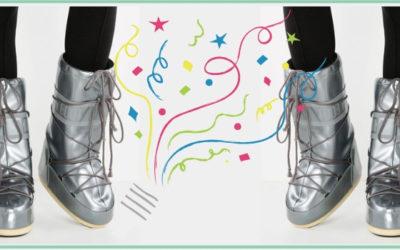 Moon Boot: gli scarponi doposci festeggiano cinquant'anni
