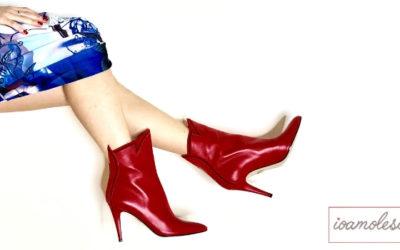 Stivaletti rossi: quando indossarli e come abbinarli