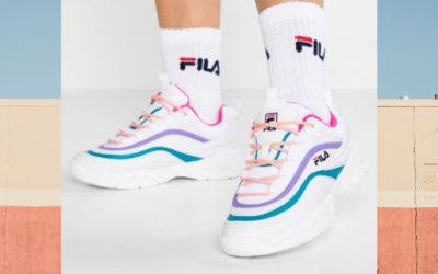 Chunky Sneaker: le scarpe da ginnastica anni '90