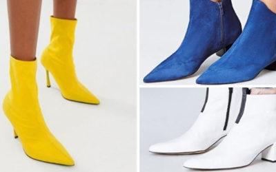 Stivali e stivaletti per la primavera 2019
