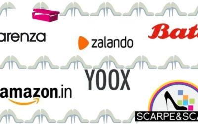 Siti per acquistare scarpe online: i miei preferiti, affidabili e provati