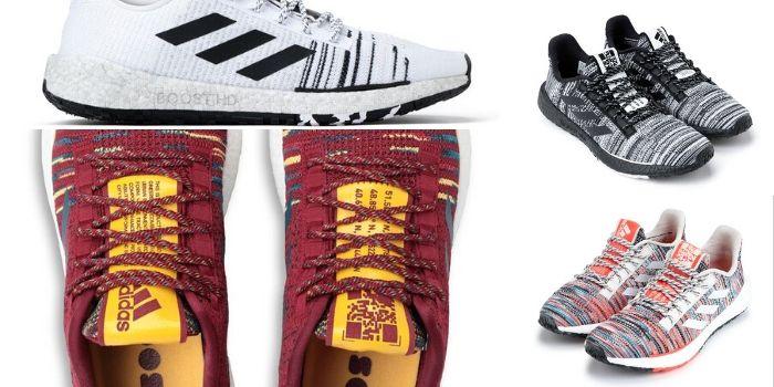 Collaborazione Adidas e Missoni: scarpe running Pulseboost HD
