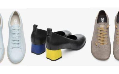 Le scarpe Camper ecosotenibili