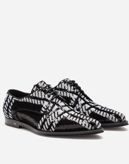 Scarpe-Dolce-e-Gabbana-fantasia-tartan