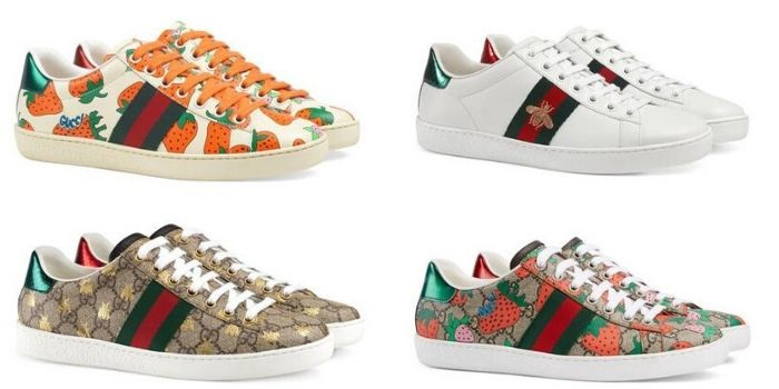 Sneaker Gucci: le scarpe più ricercate del momento