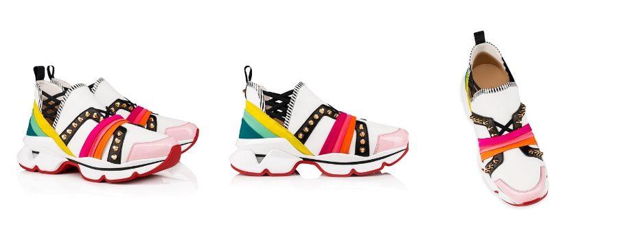 Scarpe-multicolor-Christian-Louboutin-123-Run