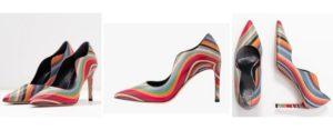 Scarpe-multicolore