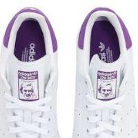 Sneaker-Adidas-Stan-Smith-logo-linguetta