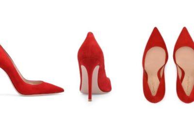 Le scarpe di Gianvito Rossi (indossate da Kate Middleton)