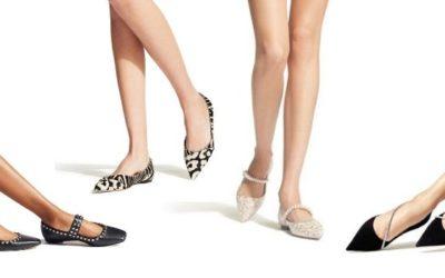 Ballerine le scarpe più odiate dagli uomini