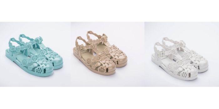 Collaborazione Melissa e Viktor & Rolf: scarpe e accessori riciclabili