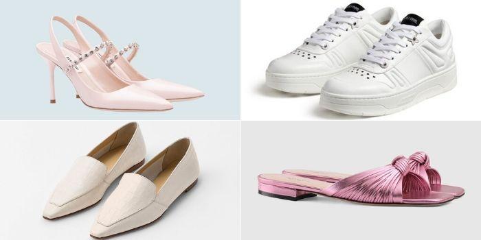 Tendenze scarpe primavera estate 2020