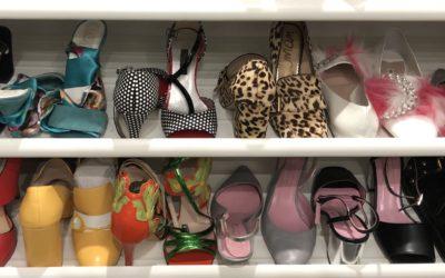 Mettere in ordine la scarpiera: guida completa
