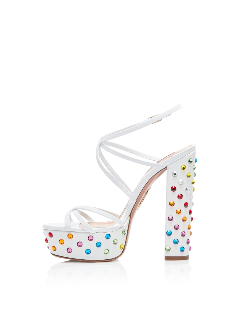 Aquazzura-Disco-summer-plateau-140-White-Nappa-leather-DSMHIGB0-NAP-FFF-Left