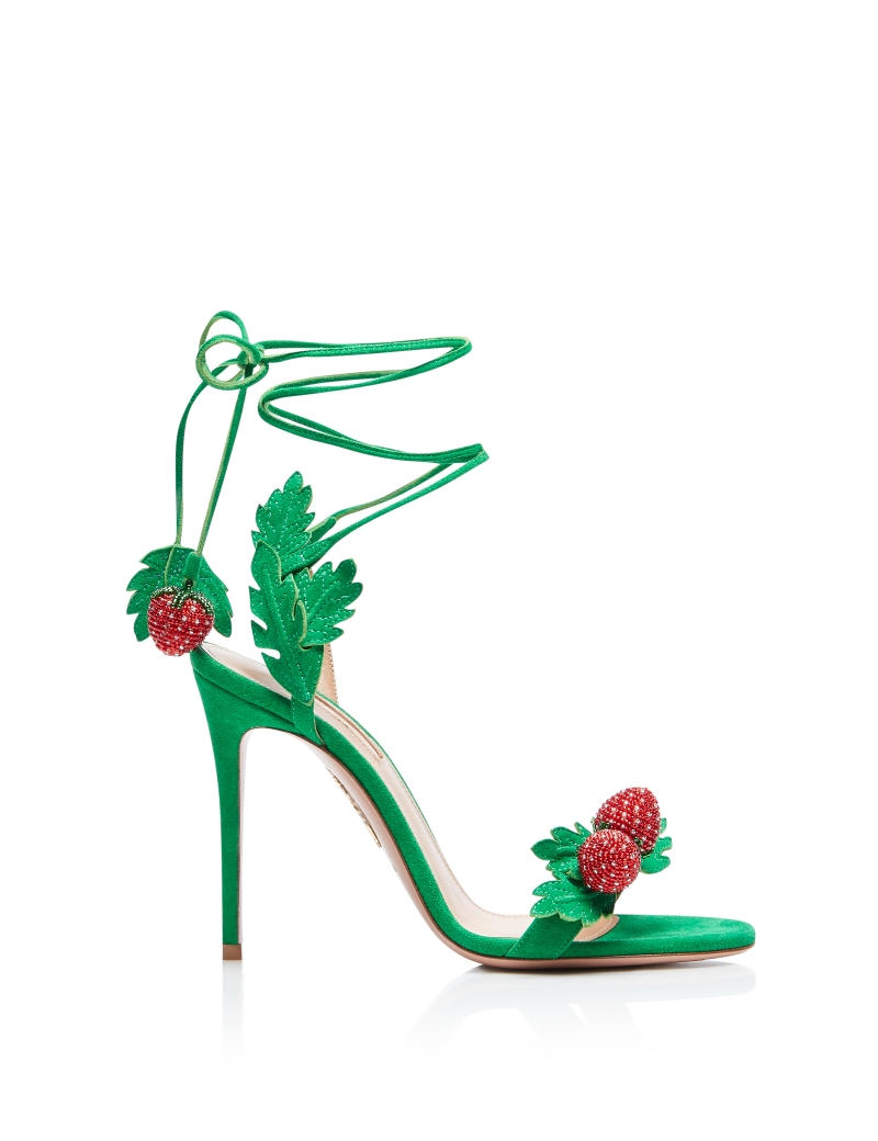 Aquazzura-Fragolina-sandal-105-Jungle-green-Suede-leather-FRGHIGS0-SUE-JGR-Right