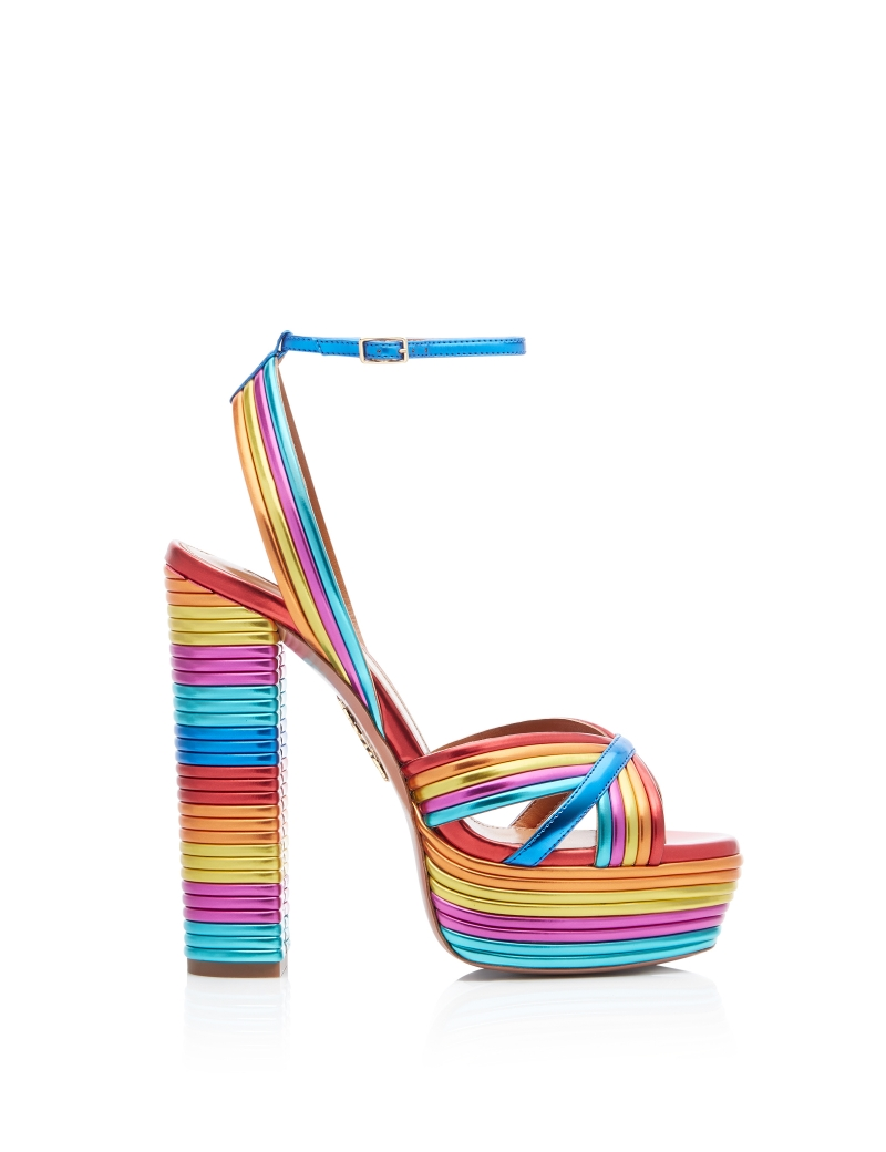 Aquazzura-Sundance-plateau-140-Multicolor-Mirrored-leather-SUDHIGS0-MLM-MUL-Right