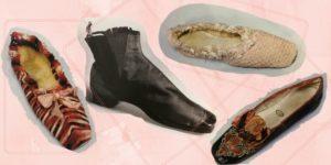 Le-scarpe-nel-1800