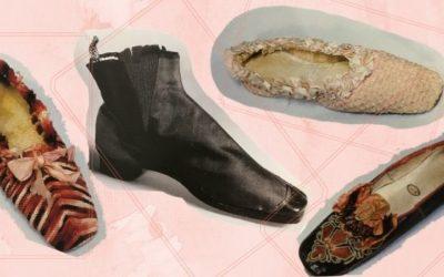 Le scarpe nel 1800: storia ed evoluzione