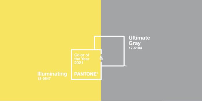 Scarpe colore Pantone 2021
