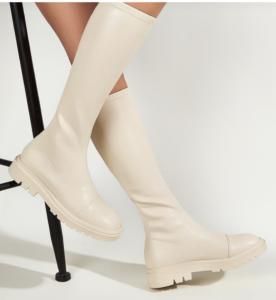 Stivali-bianchi-a