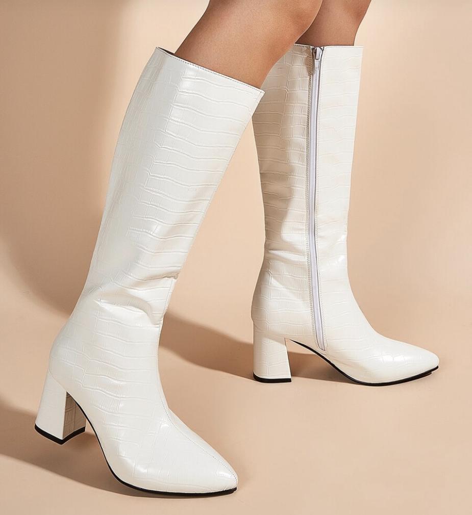 Stivali-bianchi