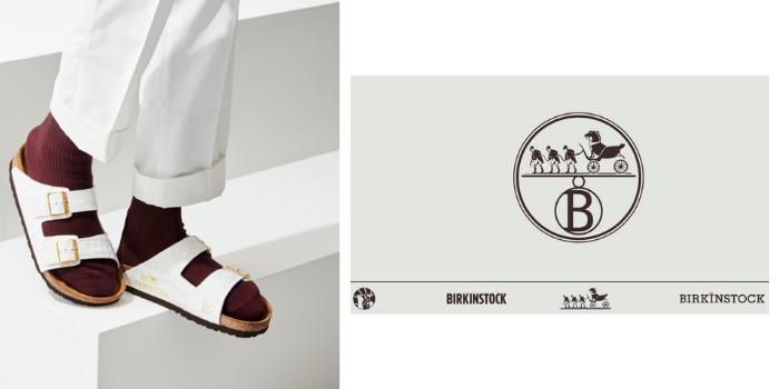 Ciabatte extralusso Birkinstock