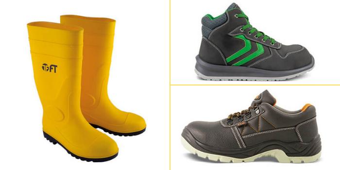 Come scegliere le scarpe antinfortunistiche giuste