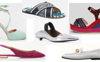 Tendenze scarpe primavera estate 2021