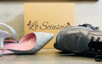 Come rigenerare le scarpe con lo Sciuscià di Montelepre